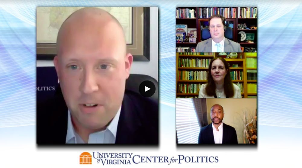 <p>Panelists weighed-in on the fate of President Joe Biden's administration in the Post-Donald Trump era, the lasting effects of the Capitol insurrection and the role of the media in politics.</p>