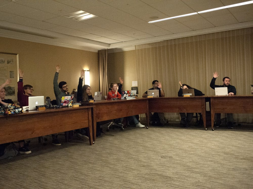 The Committee approved two amendments to its bylaws as it moved forward in passing the proposed internal disclosure policy.