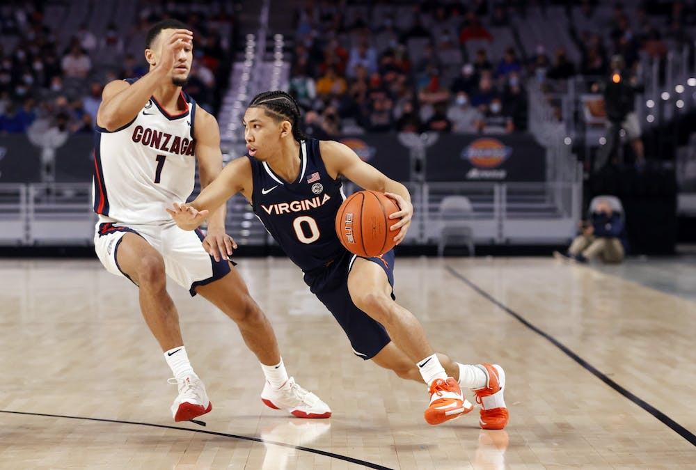 <p>Junior guard Kihei Clark led Virginia with 19 points the last time they faced Gonzaga on Dec. 26. Both the Cavaliers and Bulldogs will be competing in the Western Region of the bracket.</p>