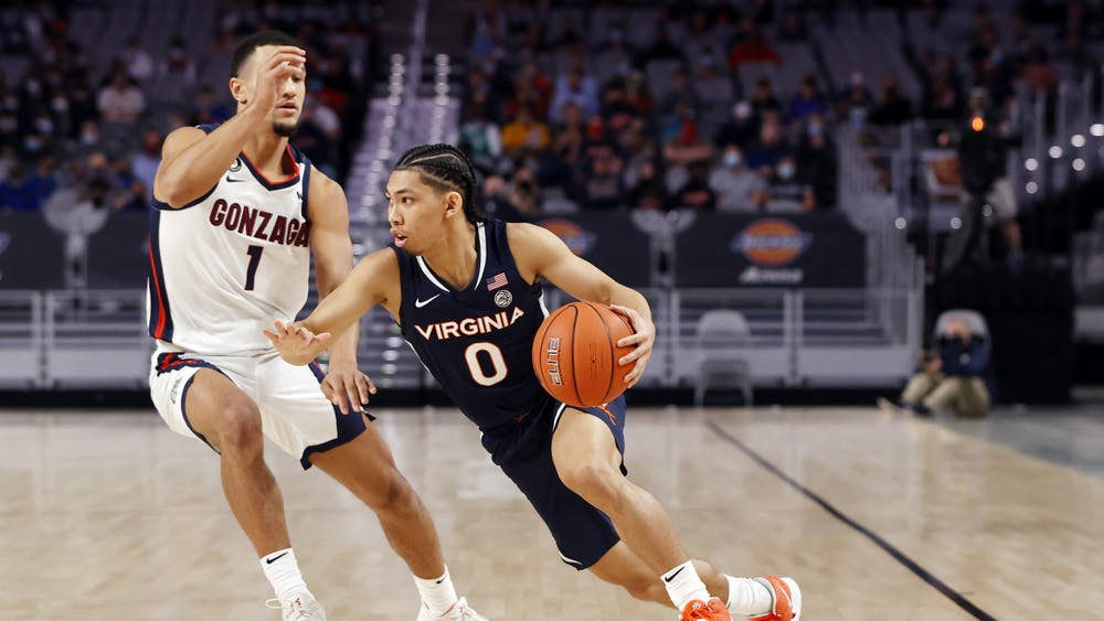Junior guard Kihei Clark led Virginia with 19 points the last time they faced Gonzaga on Dec. 26. Both the Cavaliers and Bulldogs will be competing in the Western Region of the bracket.