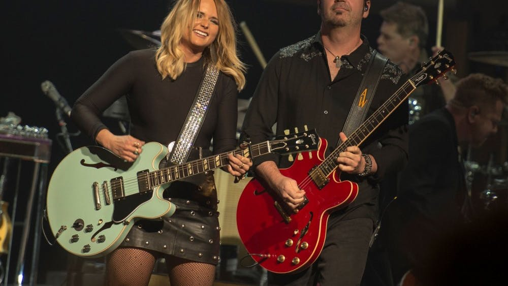Miranda Lambert delivered a rousing but still laid-back performance to JPJ.