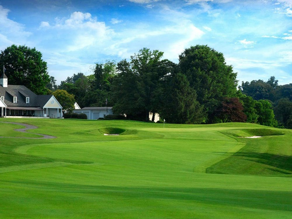 The privately-financed makeover will update the greens and irrigation systems, as well as expand the course for eligibility to professional championship play.