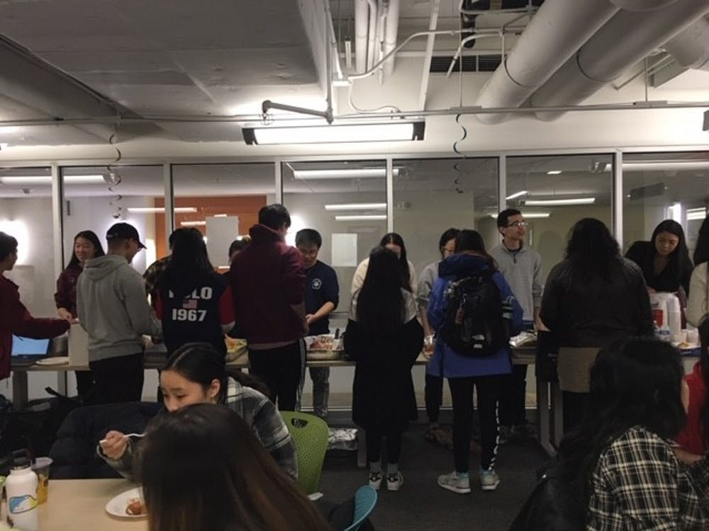 <p>&nbsp;While enjoying a home-cooked meal was central to this event, spending quality time with close friends was also a key aspect. &nbsp;</p>