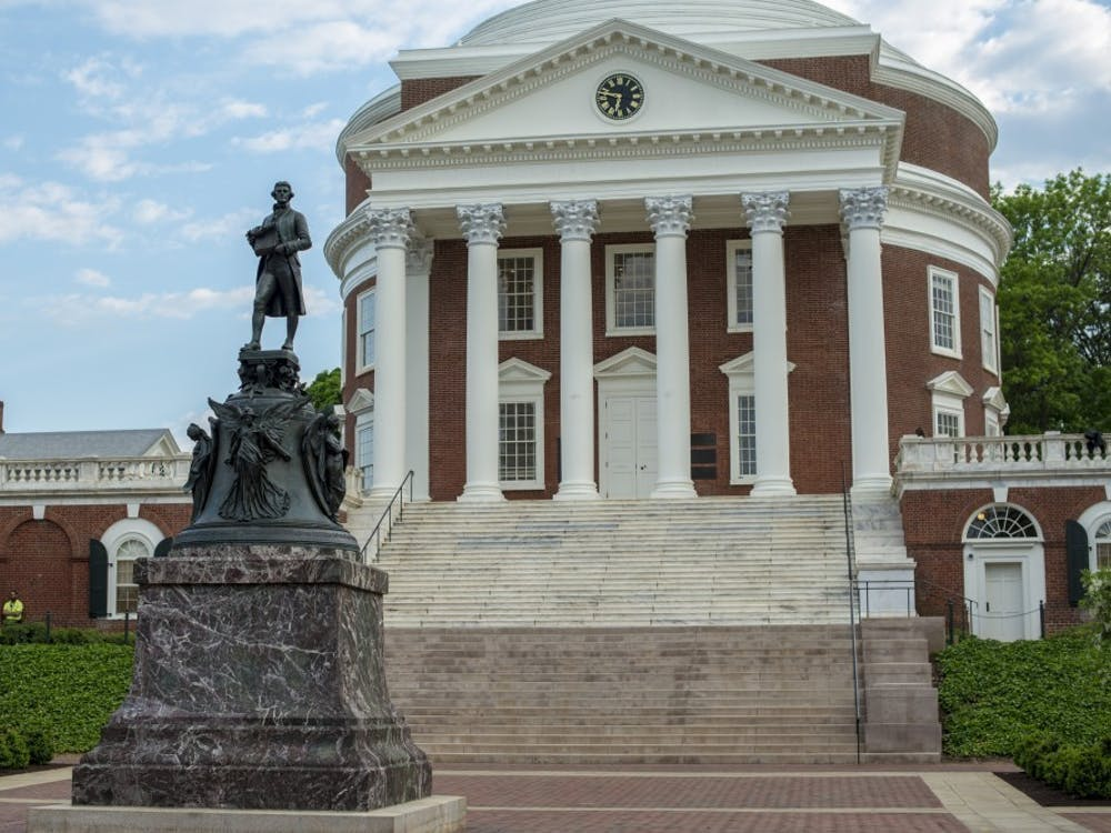 An estimated 4,000 enslaved laborers worked at the University from 1817 to 1865.