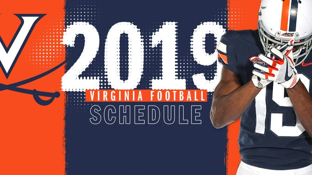 Previewing The Virginia Football Schedule The Cavalier Daily