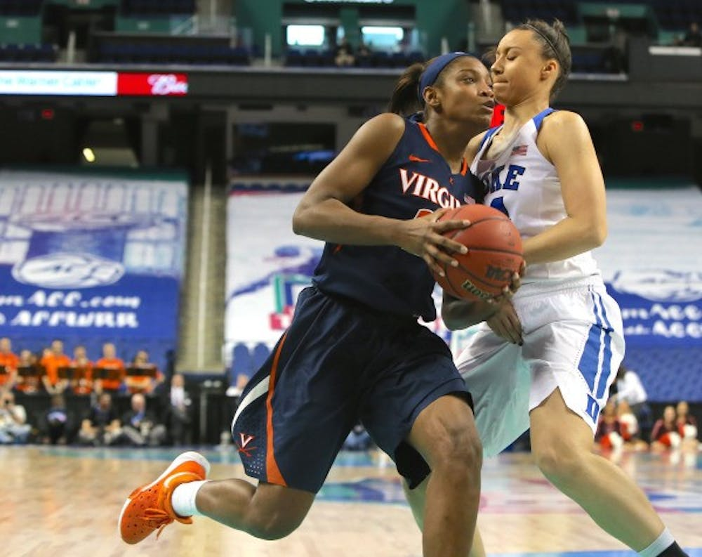 <p>Senior guard Aliyah Huland El led the team in the opening 10 minutes with seven points.</p>