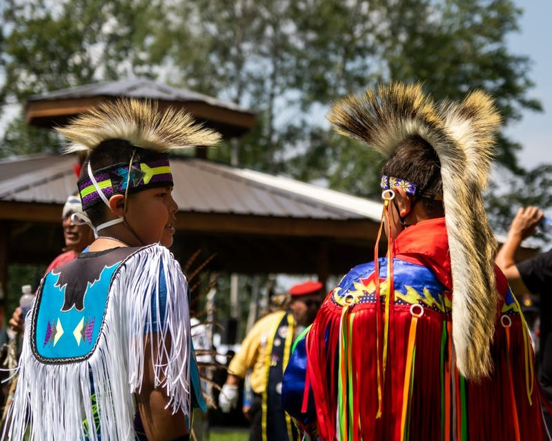 Photos from the 35th Annual Pow Wow