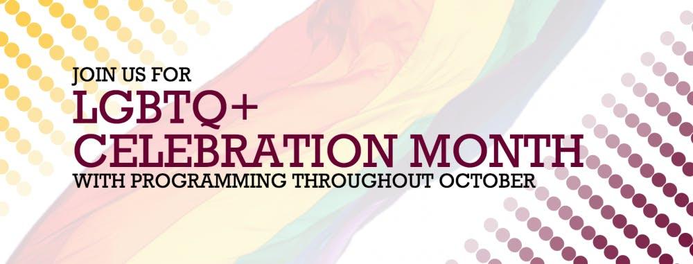 LGBTQ Celebration Month