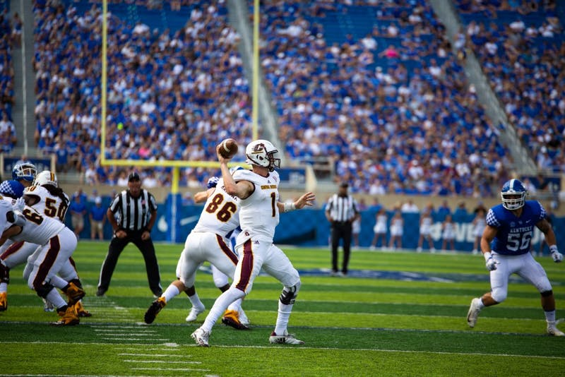 UK vs Central Michigan Football 7
