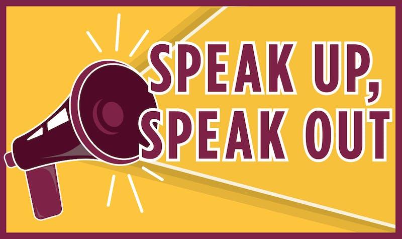 SpeakUpSpeakOut