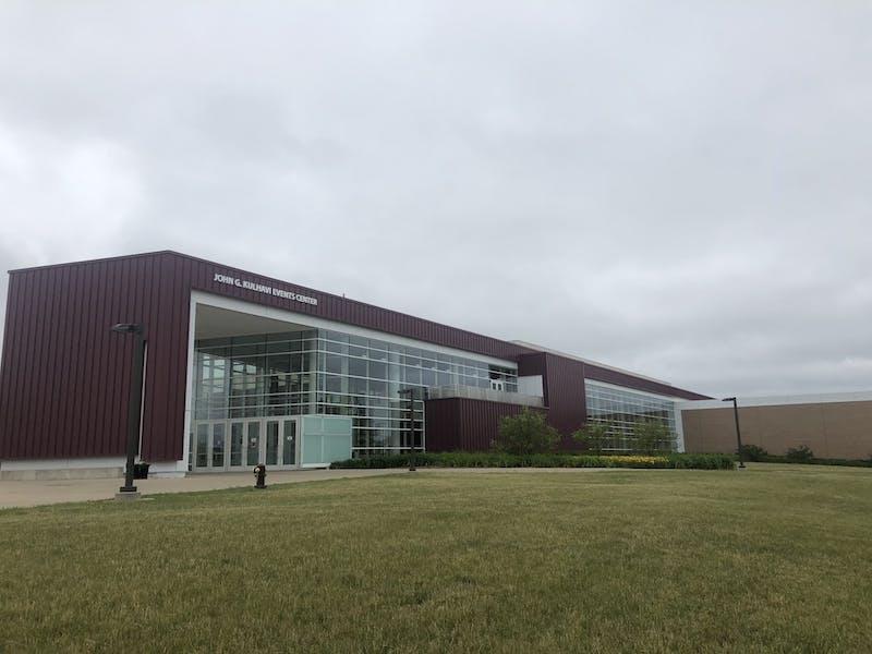 John G. Kulhavi Events Center .JPG