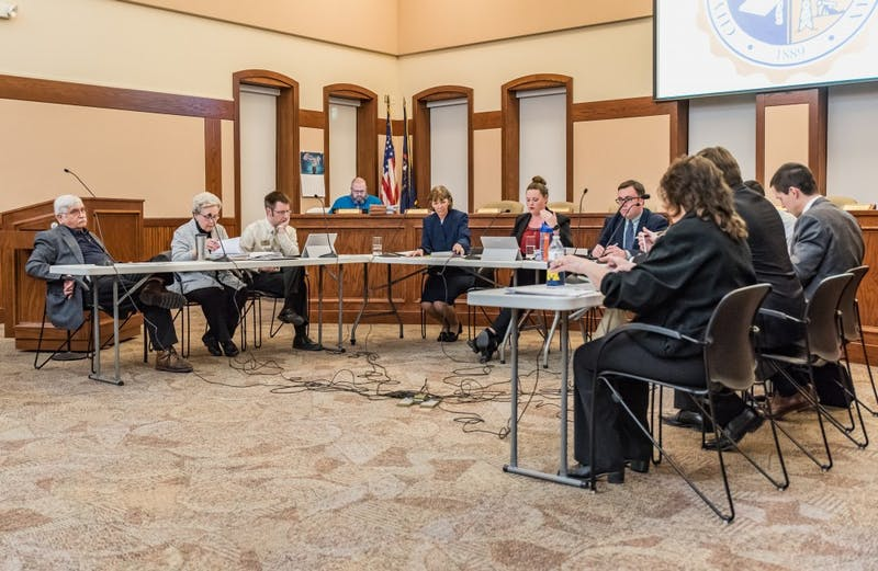 Commission meeting 3/12