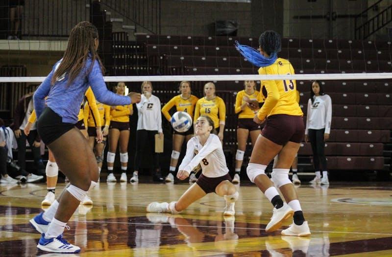 CMU Volleyball