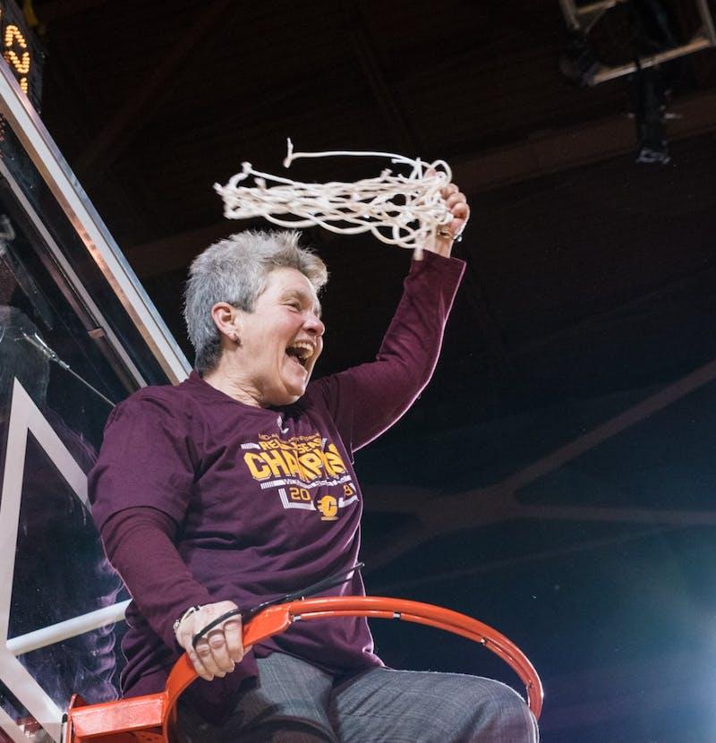 Women's Basketball Vs. Western (3/6/19)