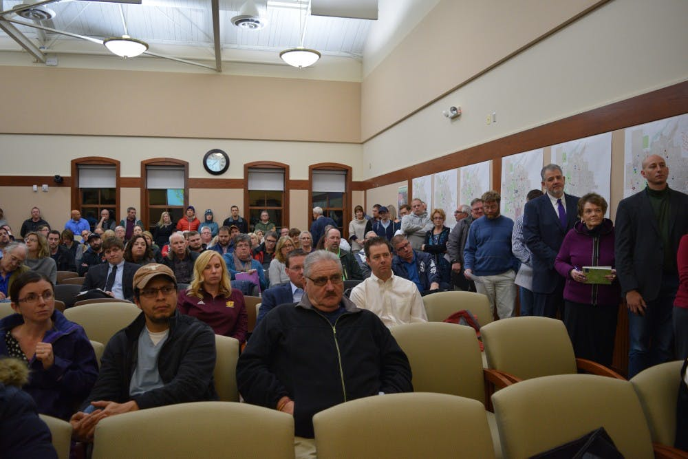 City Commission Nov. 13 First