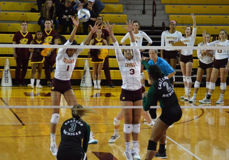 Volleyball vs Eastern