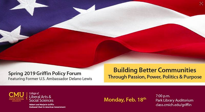 Griffin Policy forum