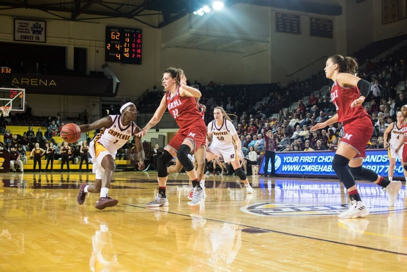 Womens Basketball Vs. Miami (Ohio)