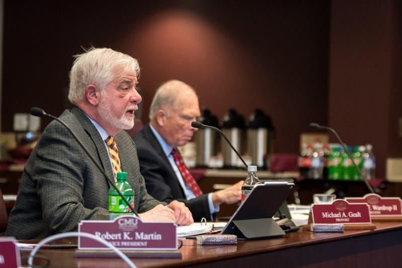 Board of Trustees Meeting (2/13/19)