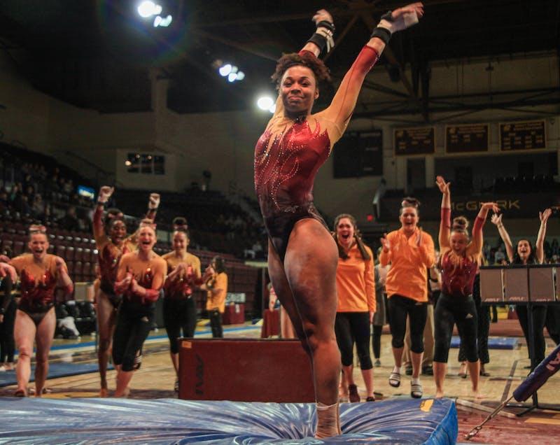 Gymnastics 2/28