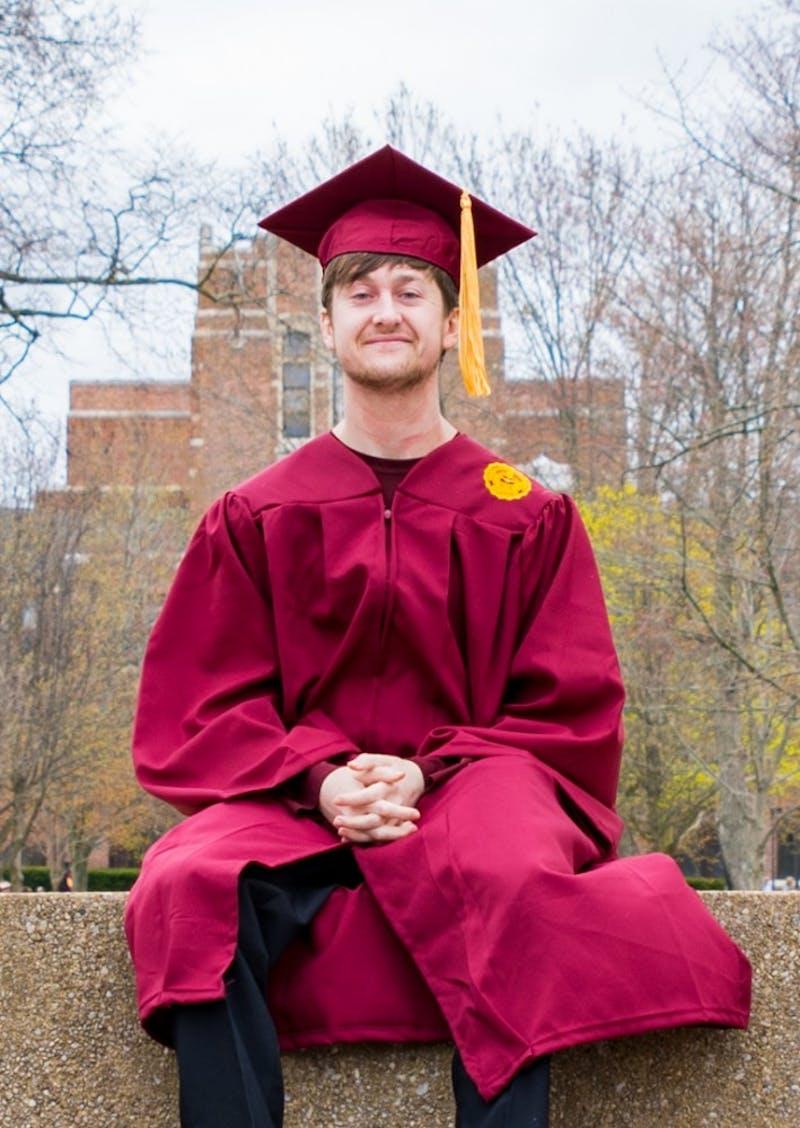 Kyle Tanner: Grad Photo