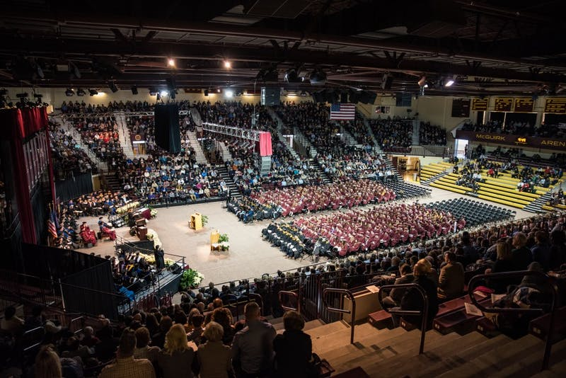 commencement 2017 with cutline