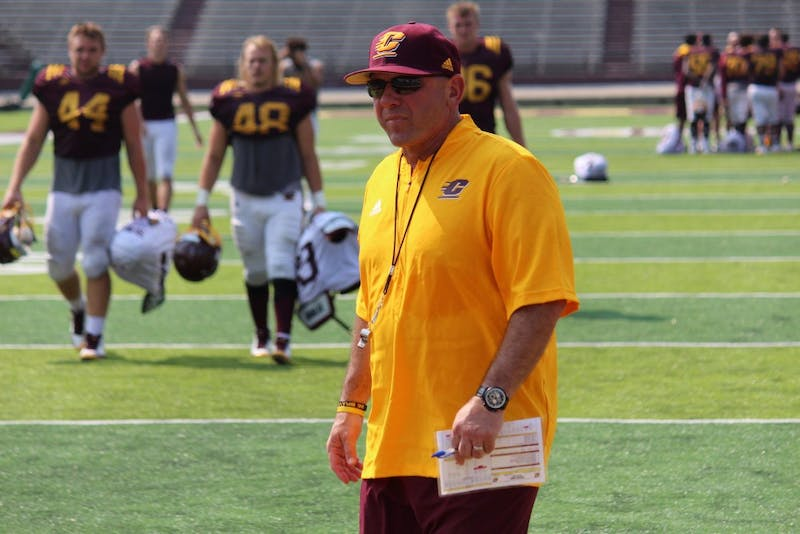 John Bonamego - Fall Camp