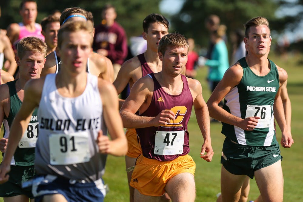 jeff drenth memorial cross country meet management