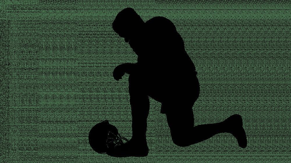 kneeling-vector