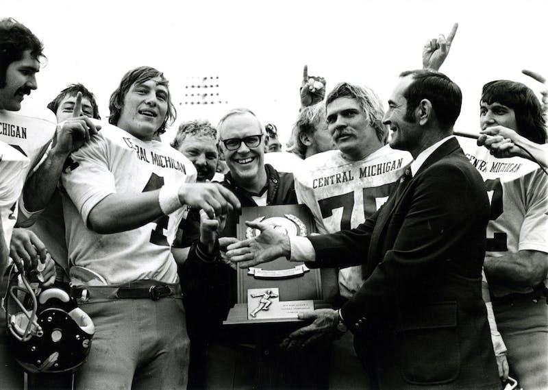 1974 NCAA Division B Football Champions