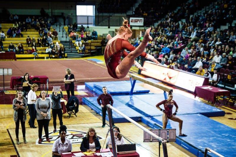 Gymnastics VS Western 1.20.18