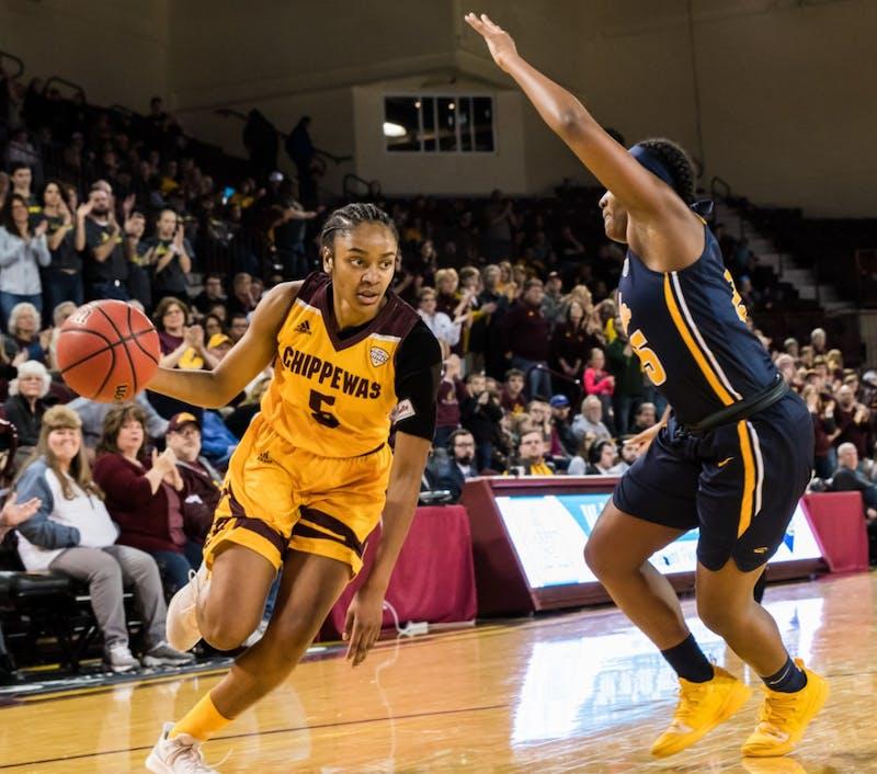 Women's Basketball Vs. Toledo (3/9/19)