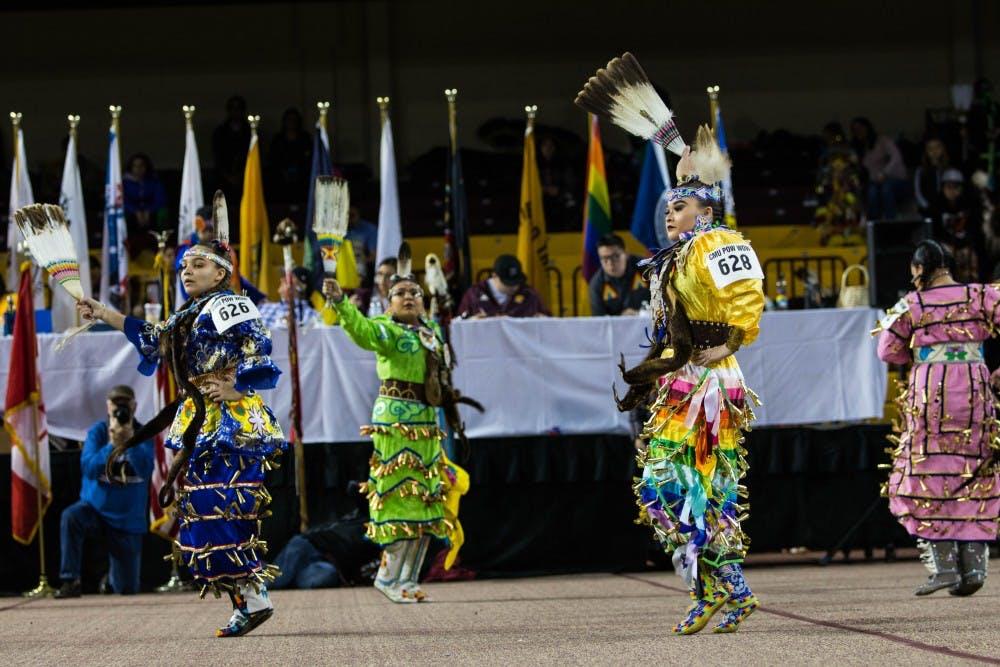 Central Michigan Life - 'Celebrating Life' Pow wow