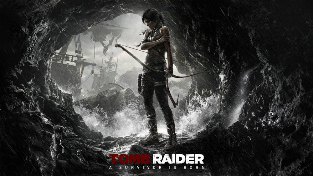 Crystal Dynamics developed this 2013 action-adventure video game.