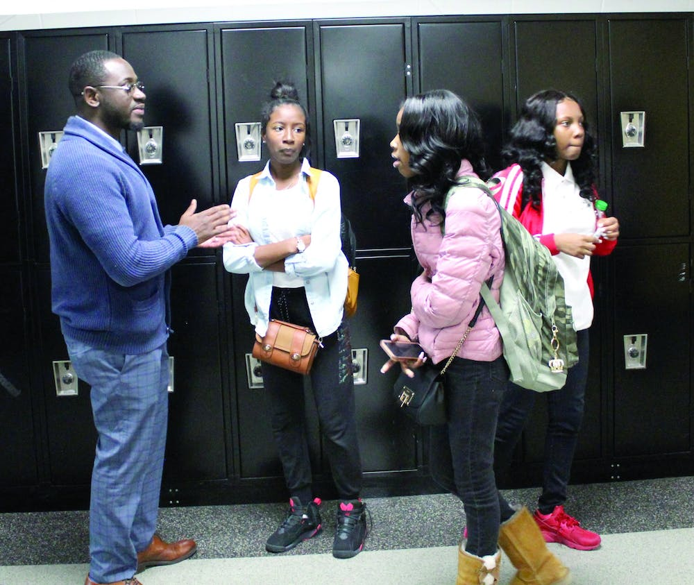 <p>New administrator Dennis Veal brings his years of assisting the youth to King's ninth grade academy. He realizes that developing students is his divine appointment.&nbsp;</p>