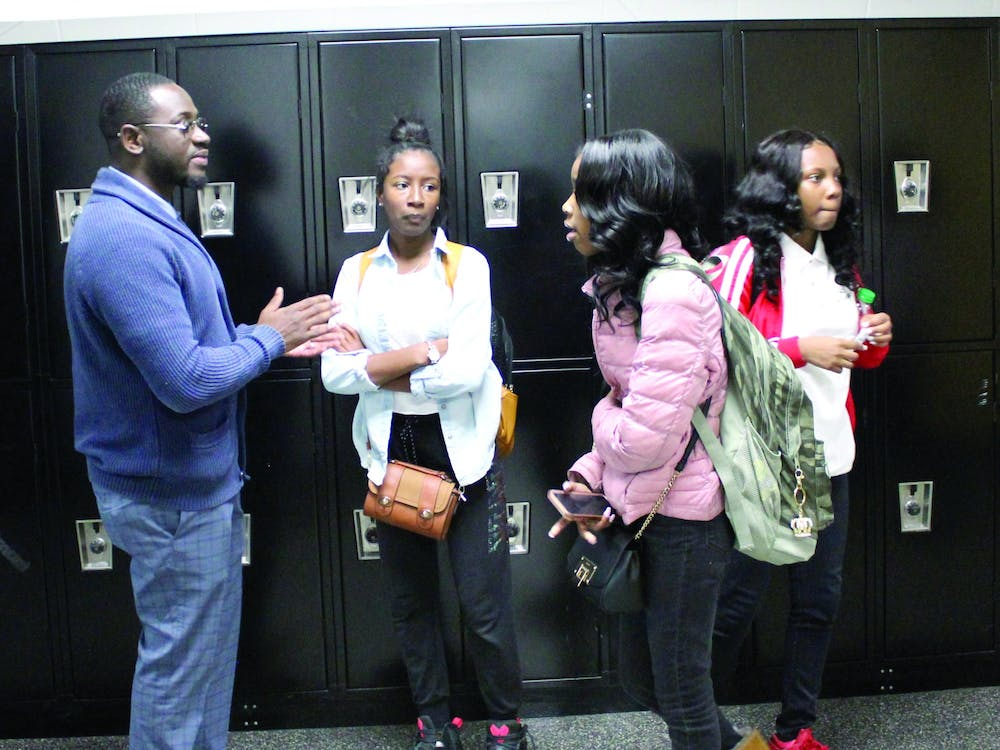 New administrator Dennis Veal brings his years of assisting the youth to King's ninth grade academy. He realizes that developing students is his divine appointment.