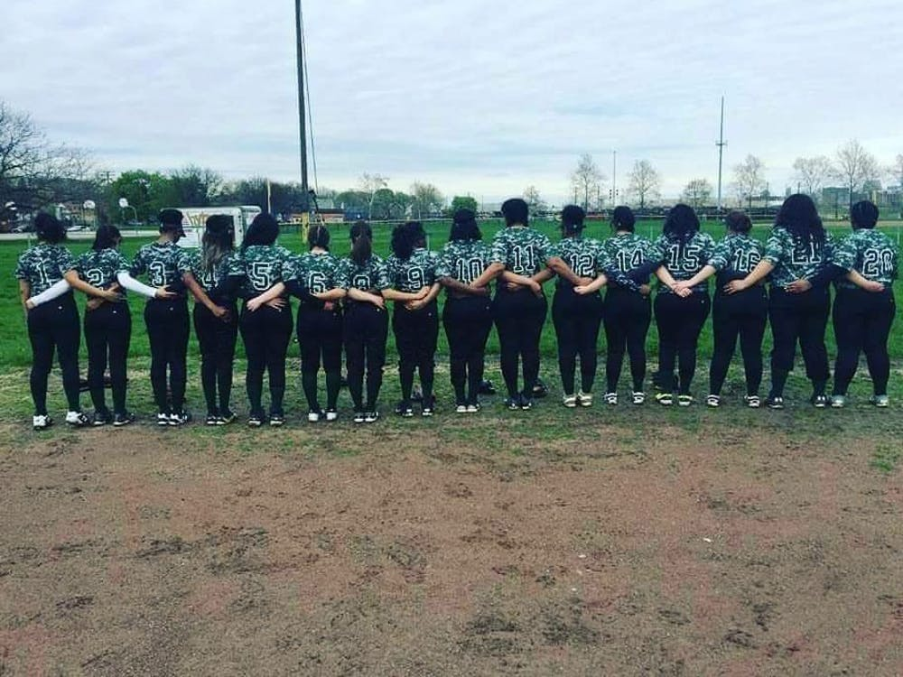 This year for the first time in Detroit Cristo Rey history, a baseball and softball team will play in the Catholic League.