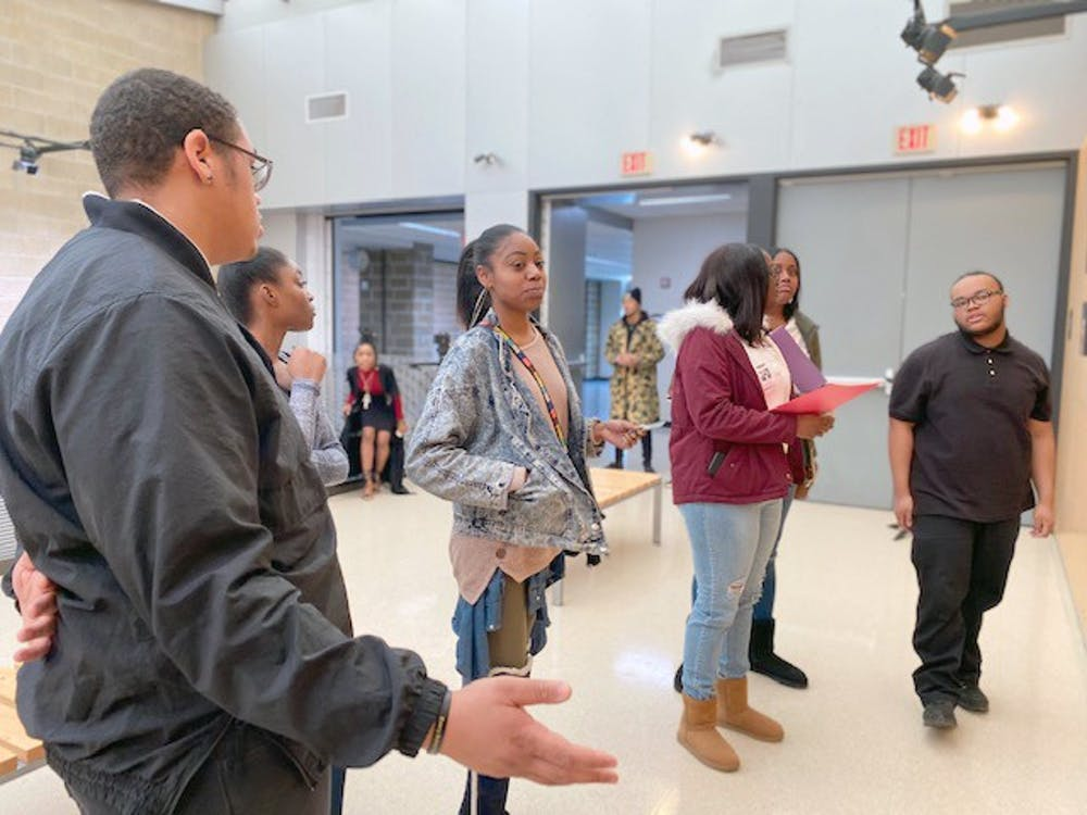 <p>&nbsp;During the nine-week program/course, students learned basic camera operations, studio lighting, photo editing, and entrepreneurial skills. After the course was over, the 21 students' work was showcased at a photo art exhibit in DSA's art gallery.</p>