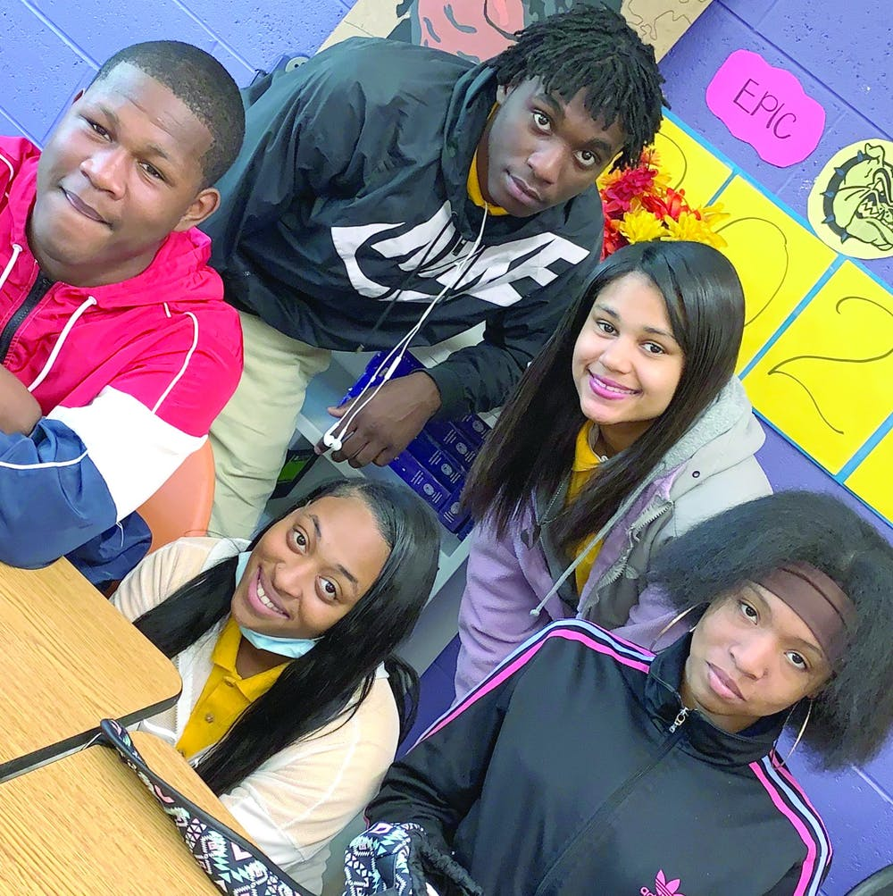 <p>Even in DPSCD schools, many students face the challenge of fitting in due to their skin tone.</p>