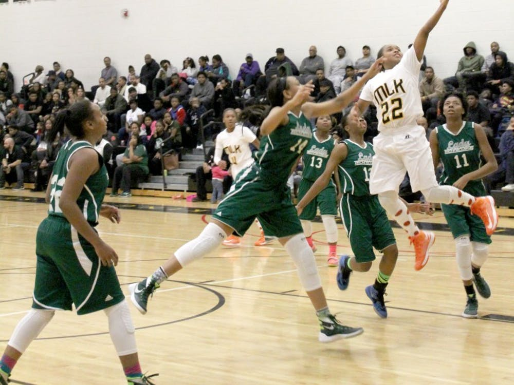 The King girls basketball team beat Cass, 73-6, during the regular season. King went on to win the PSL title.