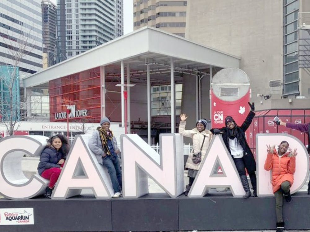 Goes Global's ninth graders visited Toronto, Canada.