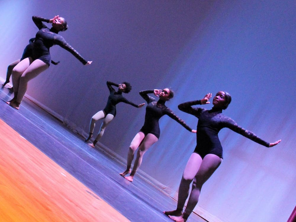 King's Dance Workshop presents Hideaway.