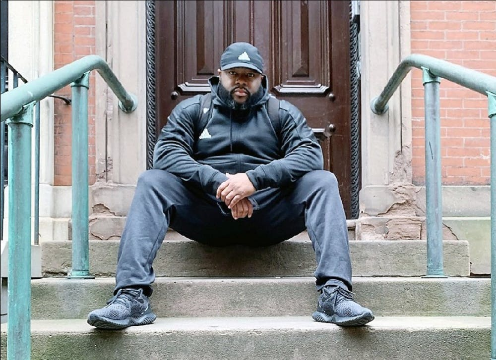 <p>Tyrone Spencer never expected to be the head coach for King's varsity football team but when a tragedy happened, he stepped up. Under his leadership, King's players and team have won numerous championships and awards.</p>