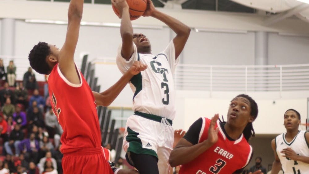 Cass Tech point guard and captain Leonard Silas might be small in size but he plays a massive game.