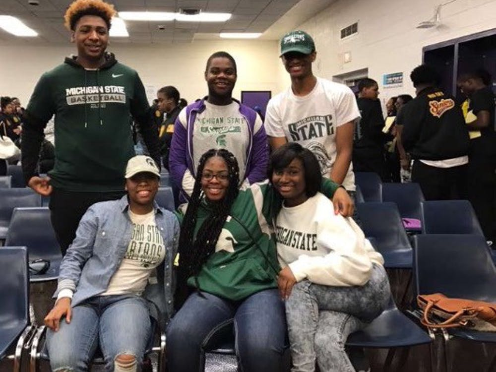 On Signing Day, CMA students made their college choice known.