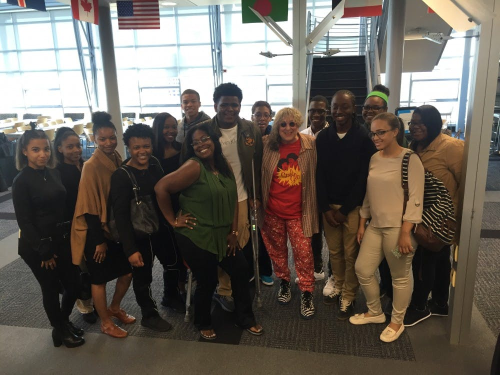 <p>CT Visionary staff interviewed native Detroiter, songwriter  Allee Willis following the festivities of Detroit Homecoming, hosted at Cass Tech in September. </p>