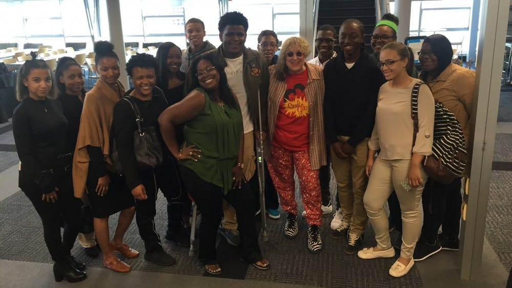 CT Visionary staff interviewed native Detroiter, songwriter  Allee Willis following the festivities of Detroit Homecoming, hosted at Cass Tech in September.