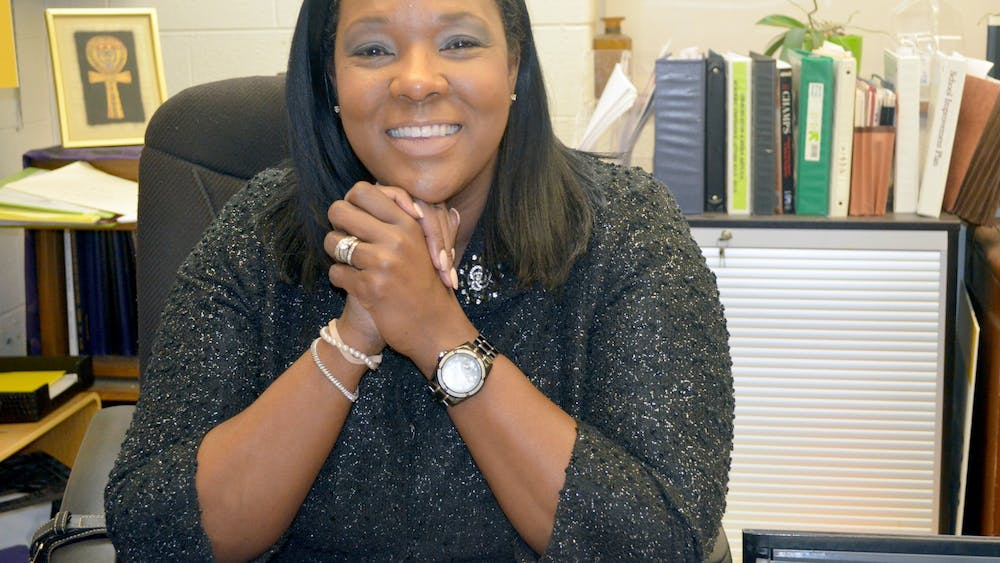 Donya Odom has been principal at CMA for 11 years. Courtesy photo.