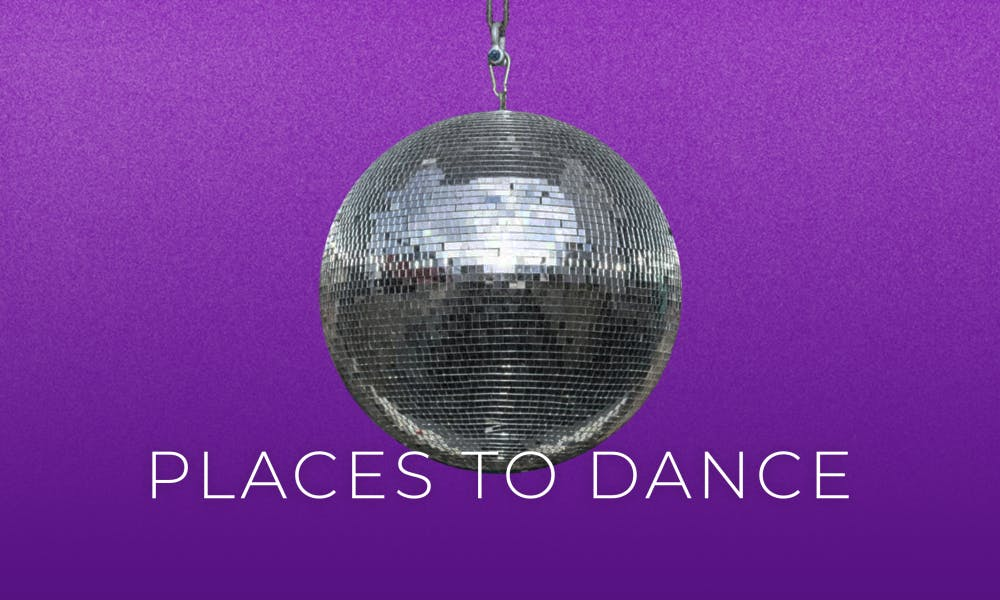places to dance