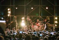 concert stock image